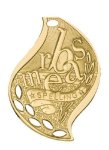 Spelling Flame Academic Medal Flame Medals