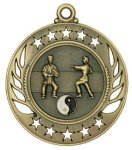 Martial Arts Karate Galaxy Medal Galaxy Medal Awards